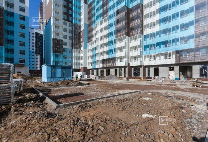 ЖК «Чистое небо»: ход строительства дома №3.2