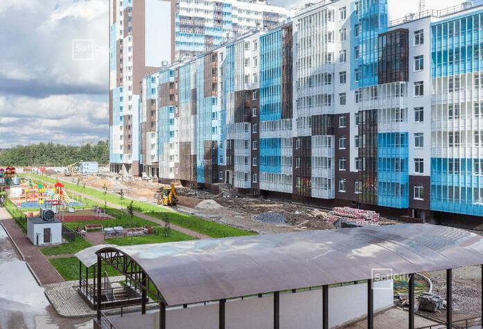 ЖК «Чистое небо»: ход строительства дома №3.1