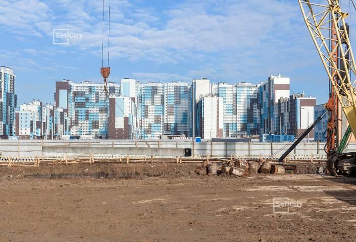 ЖК «Чистое небо»: ход строительства дома №4.1