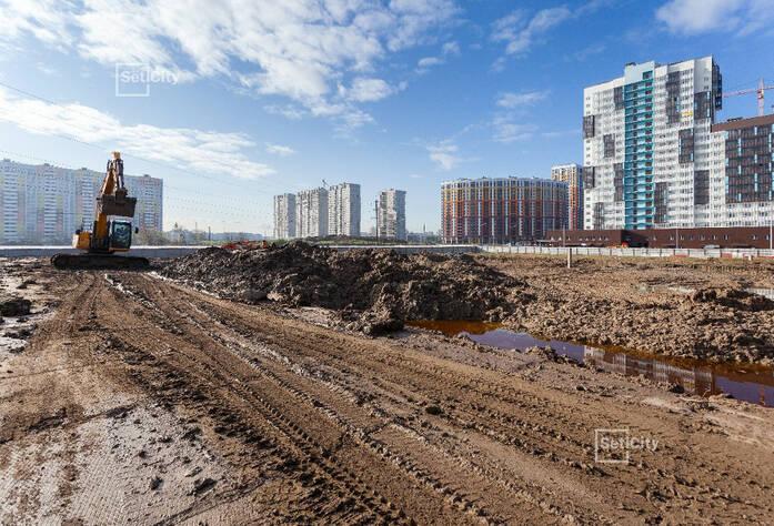 ЖК «Чистое небо»: ход строительства дома №4.2