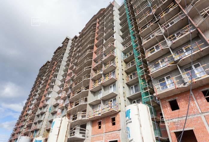 ЖК «Чистое небо»: ход строительства дома №5.3