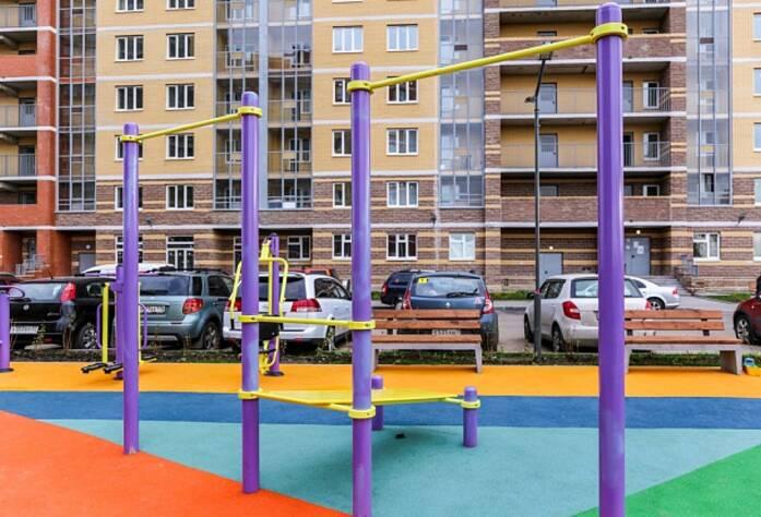 ЖК «ЖИВИ! в Рыбацком»: ход строительства 1 очереди