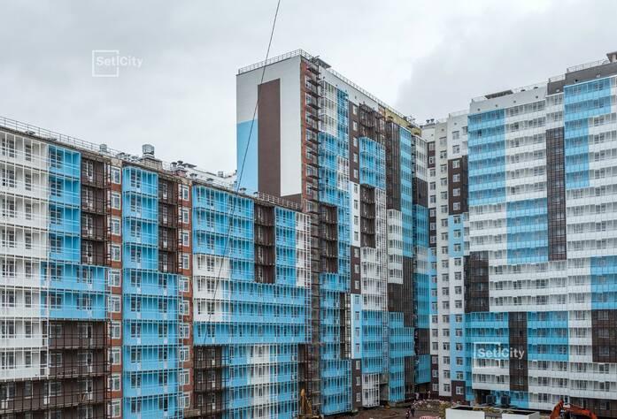 ЖК «Чистое небо»: ход строительства корпуса 3.2