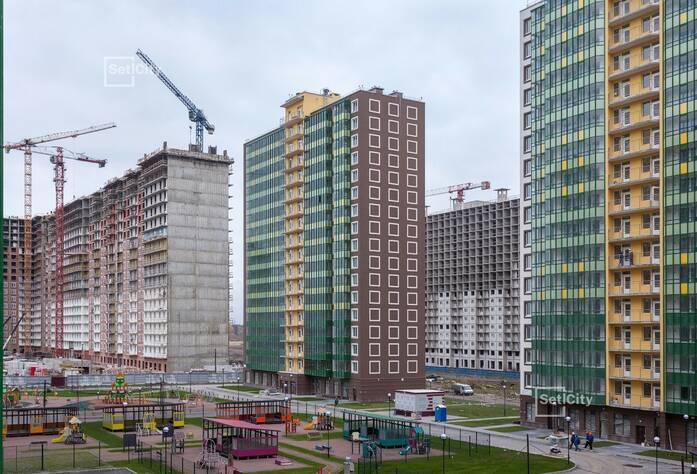 ЖК «GreenЛандия 2»: ход строительства дома №2.3