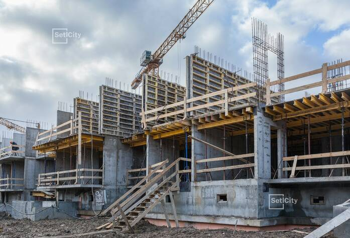 ЖК «Планетоград»: ход строительства корпуса №2