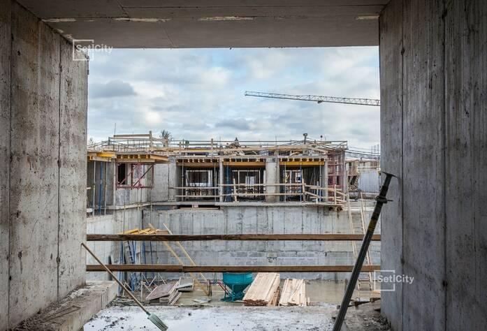 ЖК «Планетоград»: ход строительства корпуса №3