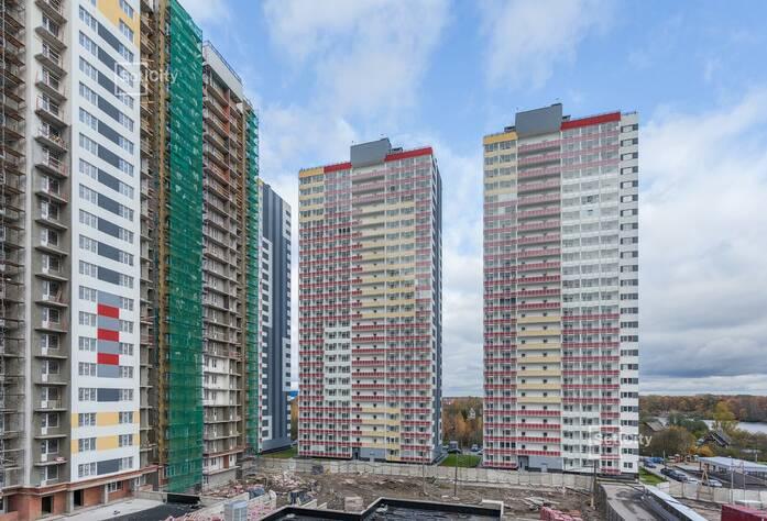 ЖК «Невские Паруса»: ход строительства дома №2