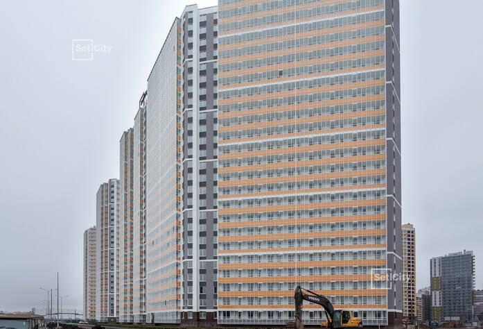 ЖК «Семь столиц», квартал Лондон: ход строительства дома №10/1