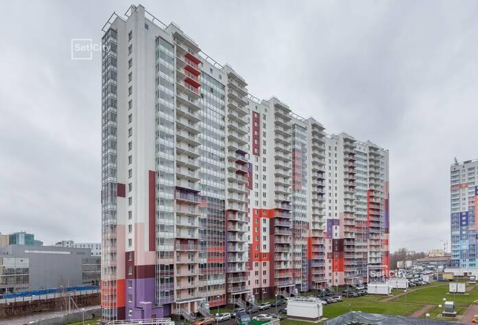 ЖК «ЗимаЛето»: ход строительства корпуса №2
