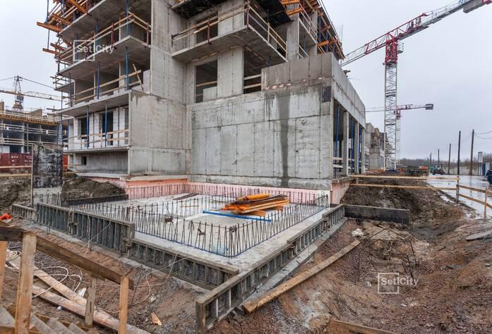 ЖК «Планетоград»: ход строительства корпуса №1
