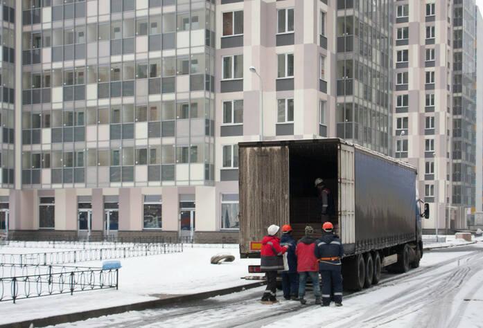 ЖК «Вернисаж»: ход строительства дома №7
