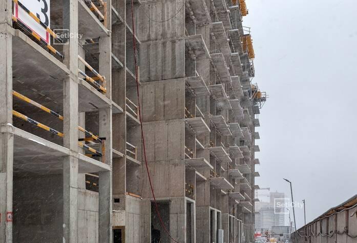 ЖК «МореОкеан»: ход строительства корпуса №2
