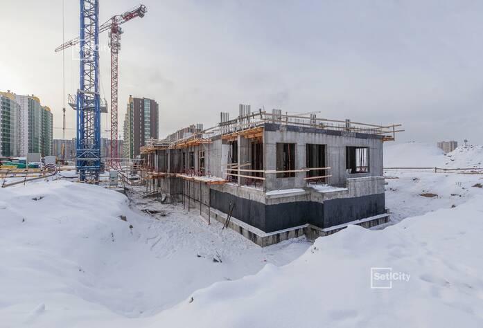ЖК «GreenЛандия 2»: ход строительства дома №2.9