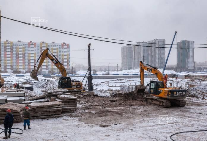 ЖК «Чистое небо»: ход строительства корпуса №4.2