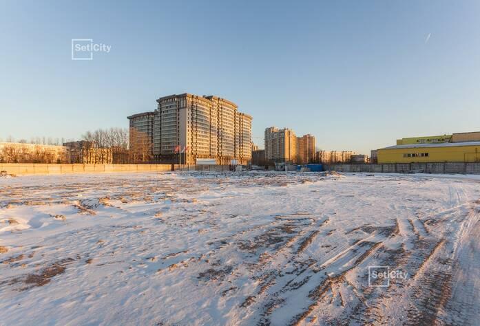 ЖК «Философия на Московской»: подготовительные работы для устройства испытуемых свай