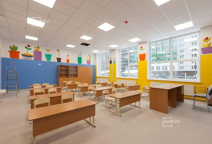 ЖК «GreenЛандия»: ход строительства школы