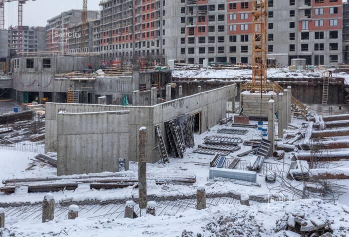 ЖК «Палацио»: ход строительства 2 этапа