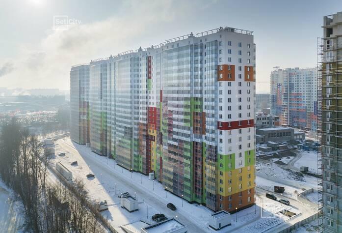 ЖК «ЗимаЛето»: ход строительства корпуса №3