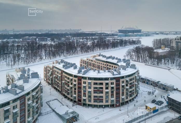 ЖК «Stockholm»: ход строительства