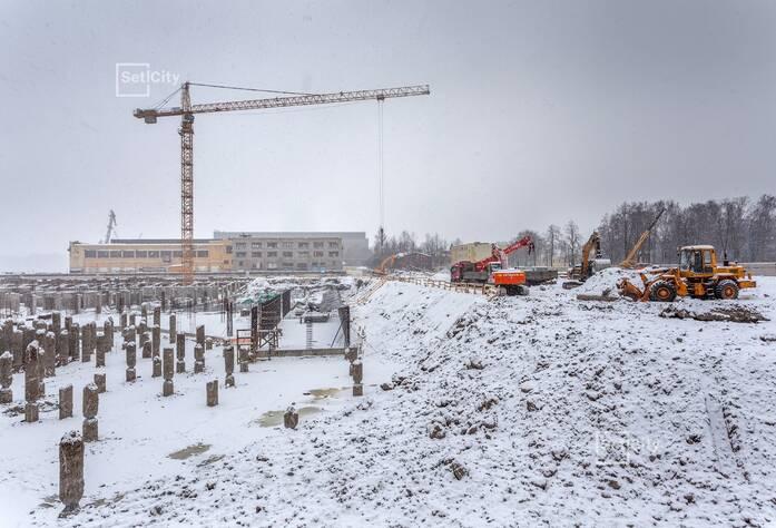 ЖК «Петровский Квартал на воде»: ход строительства детского сада