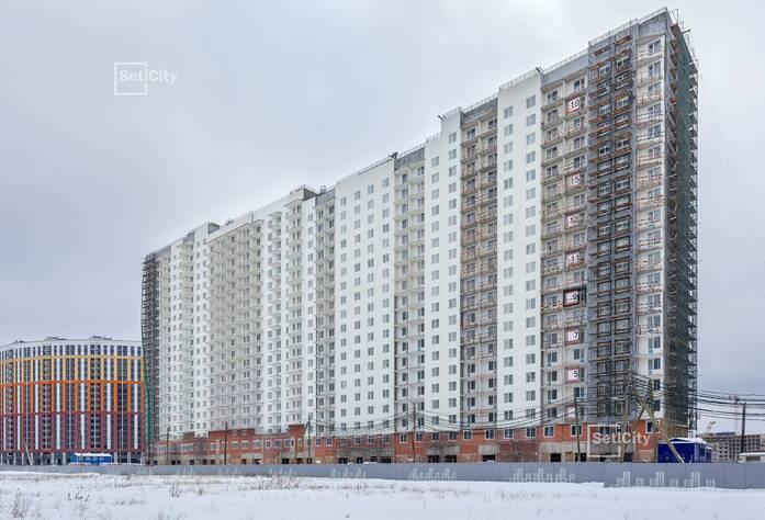 ЖК «Чистое небо»: ход строительства корпуса №5.1
