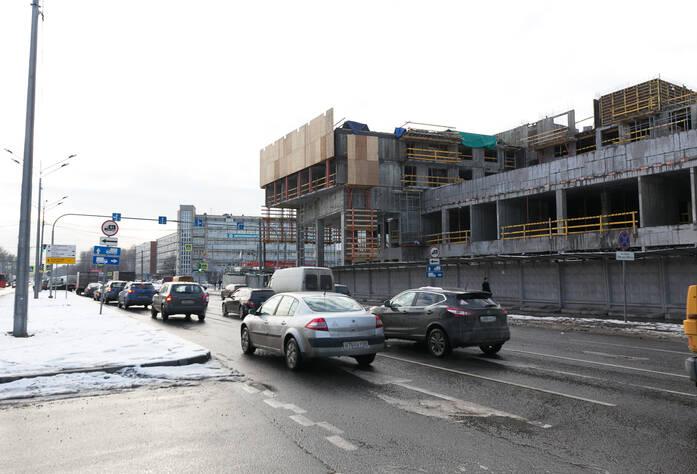 К «VALO»: ход строительства