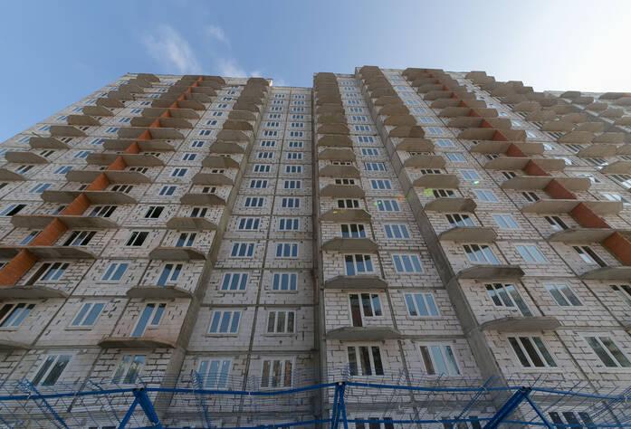 К «на Новоколомяжском проспекте, 18»: ход строительства