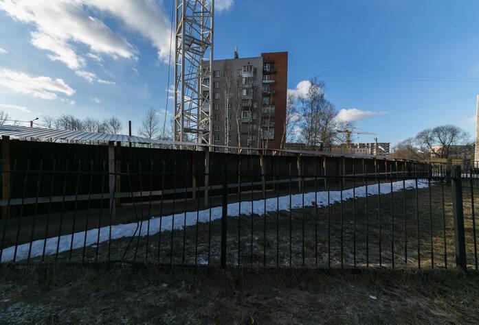 ЖК «Бенуа-2»: место строительства
