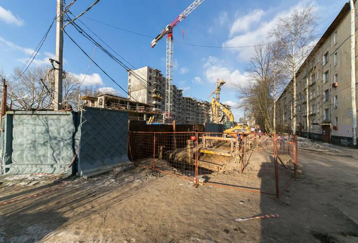 ЖК «Шереметьевский Дворец»: ход строительства