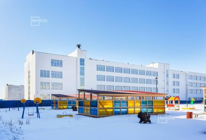 ЖК «Солнечный город»: ход строительства школы