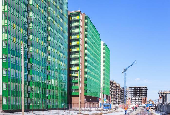ЖК «GreenЛандия 2»: ход строительства корпуса №2.7