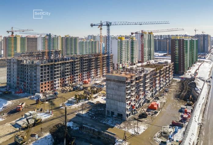 ЖК «GreenЛандия 2»: ход строительства корпуса №2.9