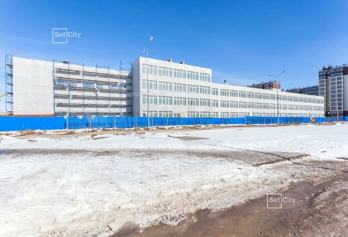 ЖК «Солнечный город»: строительство школы