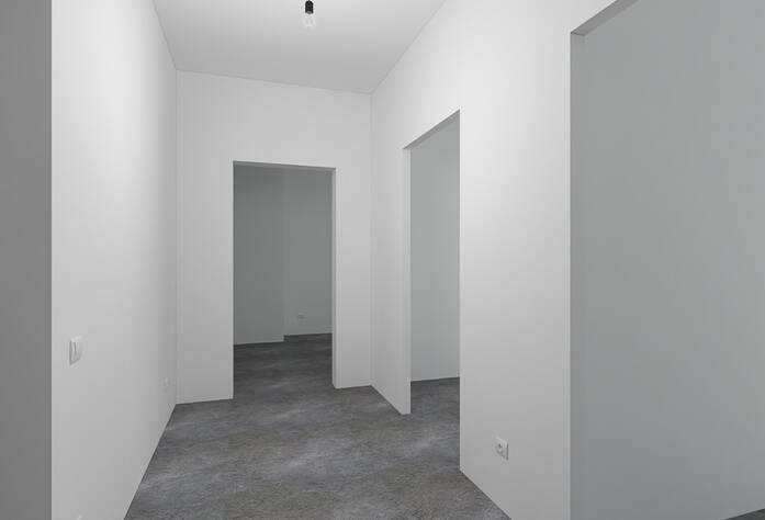ЖК «4YOU»: визуализация («белая» отделка)