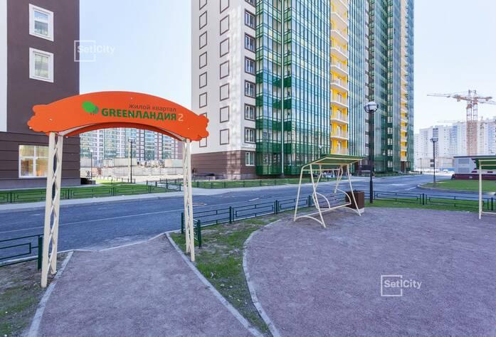 ЖК «GreenЛандия 2»: ход строительства дома №2.5