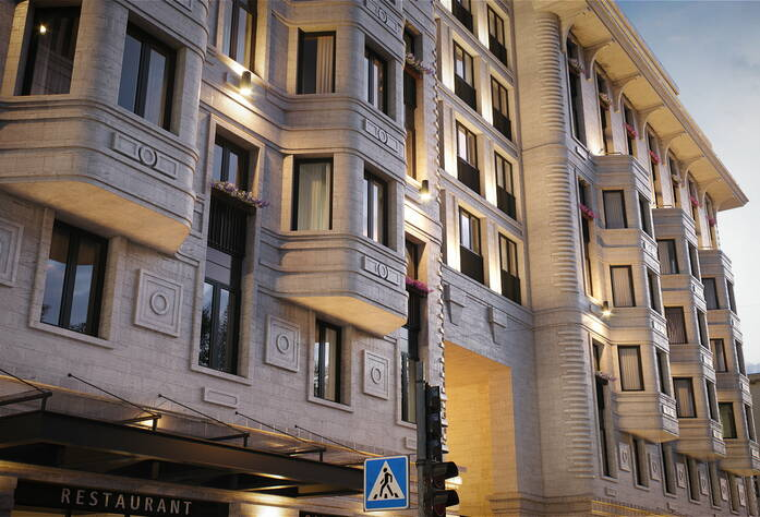 ЖК «Grand House»: визуализация
