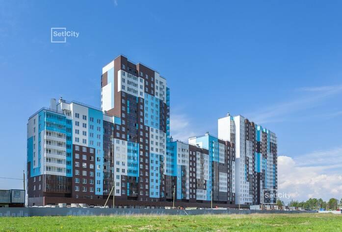 ЖК «Чистое небо»: ход строительства корпуса №5.3