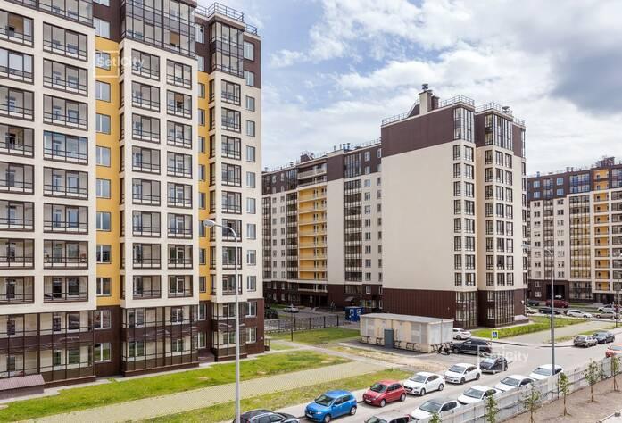 ЖК «Солнечный город»: ход строительства корпуса №4