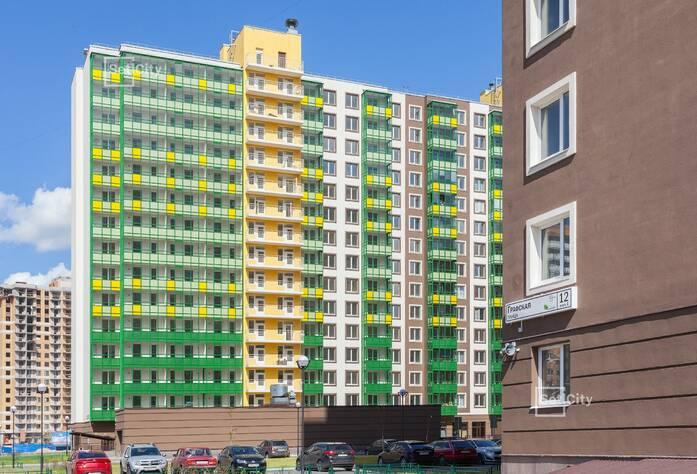 ЖК «GreenЛандия 2»: ход строительства дома №2.6