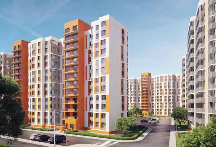 ЖК «UP-квартал «Светлановский»: визуализация
