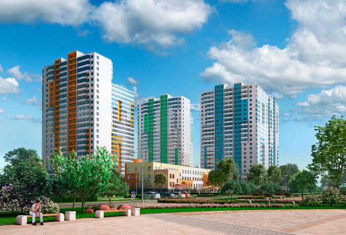 ЖК «UP-квартал «Комендантский»