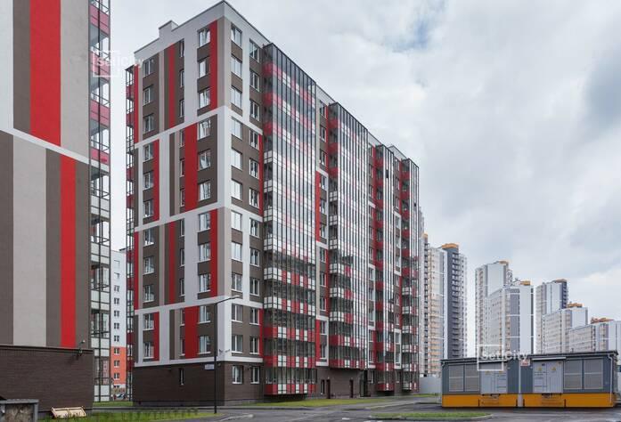 ЖК «Семь столиц», квартал Лондон: ход строительства дома №14/7