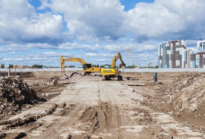 ЖК «Чистое небо»: ход строительства корпуса №7.6