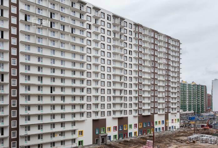 ЖК «GreenЛандия 2»: ход строительства дома №2.11