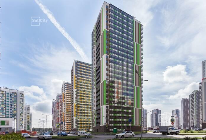 ЖК «Семь столиц», квартал Лондон: ход строительства корпуса №14/1