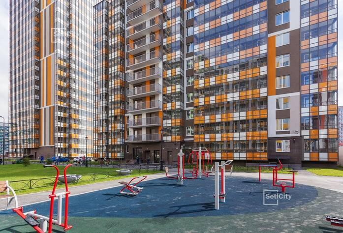 ЖК «Семь столиц», квартал Лондон: ход строительства корпуса №14/6