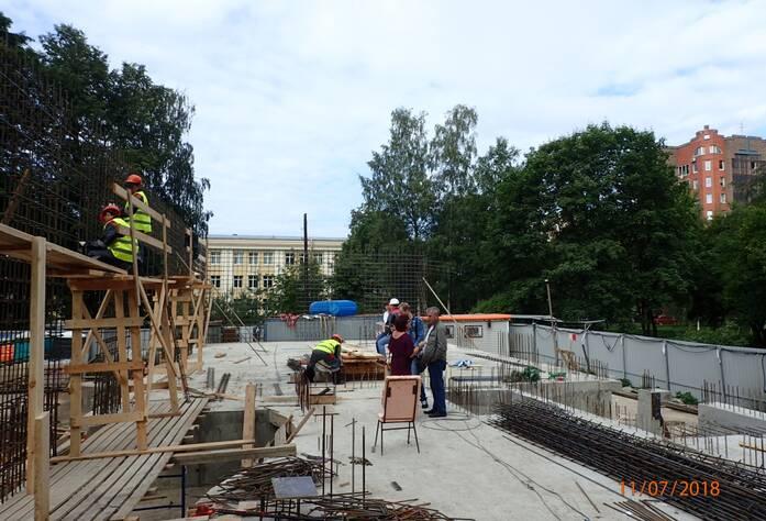 ЖК на Костромском проспекте, 45А: инфраструктура рядом с будущим ЖК