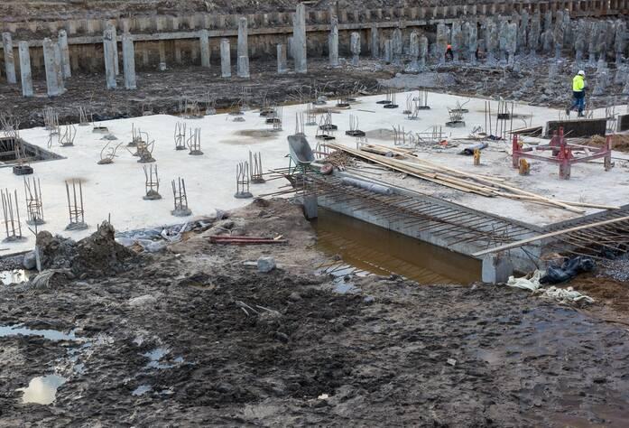 ЖК «ARTквартал. Аквилон»: ход строительства (сентябрь, 2018)