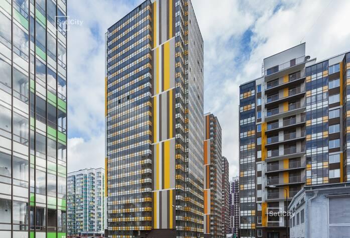 ЖК «Семь столиц», квартал Лондон: ход строительства дома №14/2