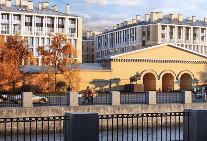 ЖК «Московский, 65»: визуализация